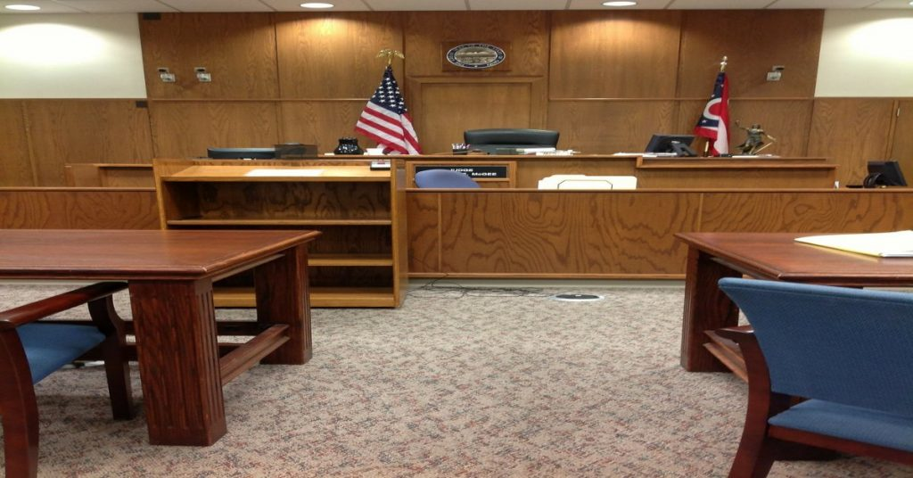 criminal trial in Texas
