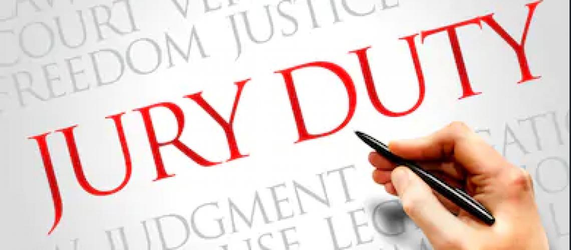 Jury Duty in Texas